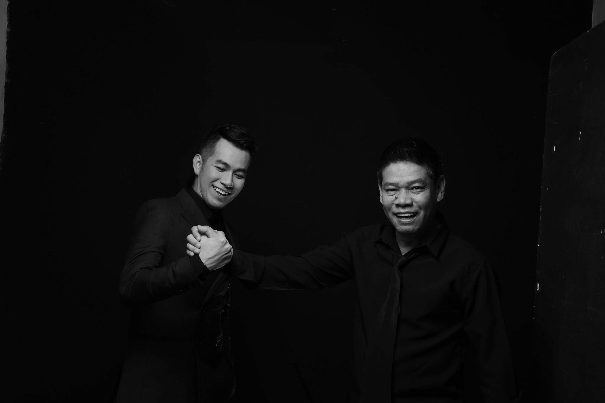 Hồ Trung Dũng không áp lực khi làm mới hit huyền thoại của Mỹ Tâm, Phương Thanh trong album mới - Ảnh 1.