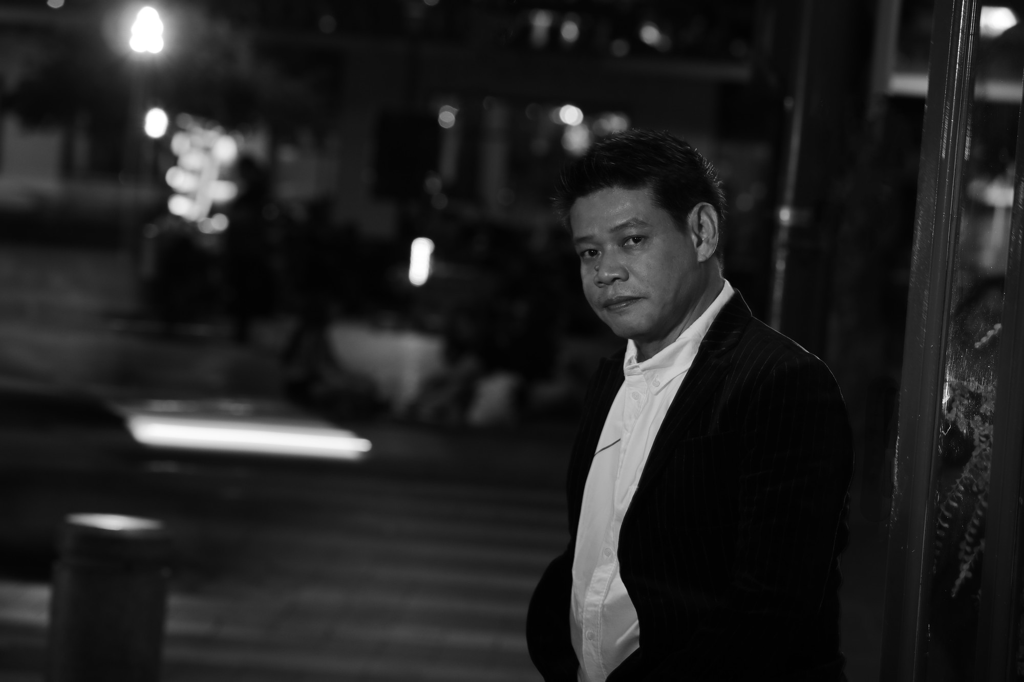 Hồ Trung Dũng không áp lực khi làm mới hit huyền thoại của Mỹ Tâm, Phương Thanh trong album mới - Ảnh 3.