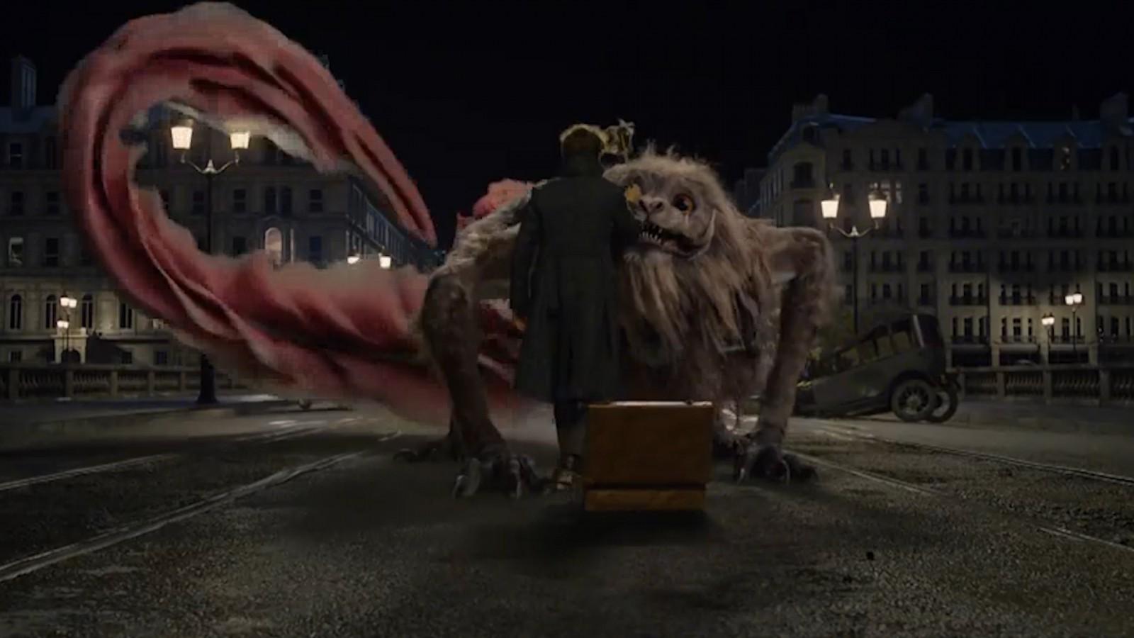 Fantastic Beasts 2: Kỹ xảo đẹp nhưng nội dung còn nhiều tiếc nuối - Ảnh 4.
