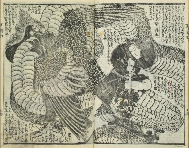 Loạt tranh minh họa hé lộ cách người Nhật thời Edo nhìn nhận thế giới phương Tây - Ảnh 8.