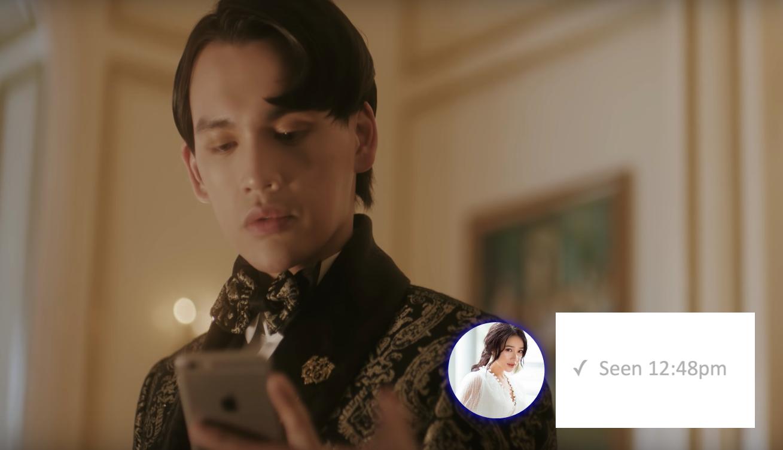 """Bạn thân như Trung Quân: Vừa ra MV đã làm lộ bí mật Nhã Phương đang mang thai và còn """"tố"""" bạn seen tin nhắn"""