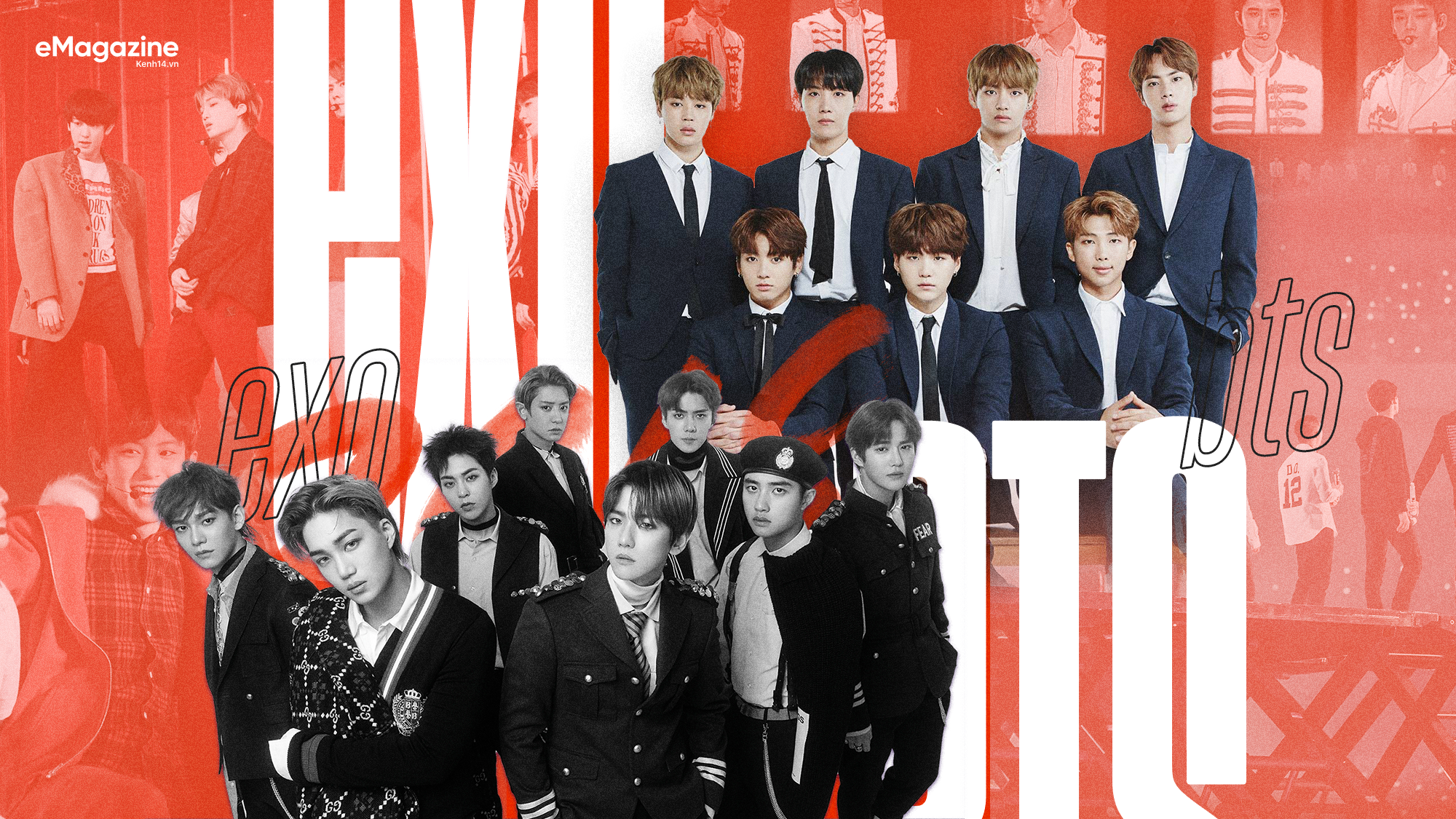 """EXO của năm 2018: Liệu có phải đã đến lúc chính thức nhường lại ngôi vương cho """"đối thủ không đội trời chung"""" BTS? - Ảnh 22."""