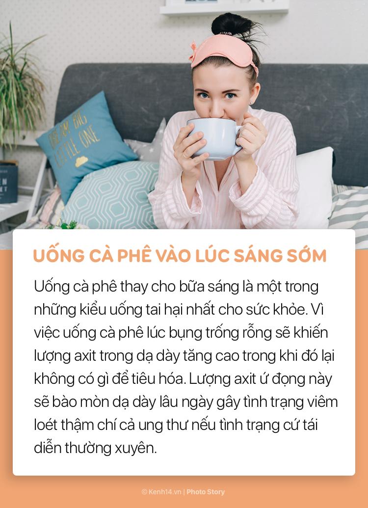 Đừng nghĩ rằng bạn đã biết uống cà phê đúng cách, không làm ảnh hưởng tới sức khoẻ - Ảnh 11.