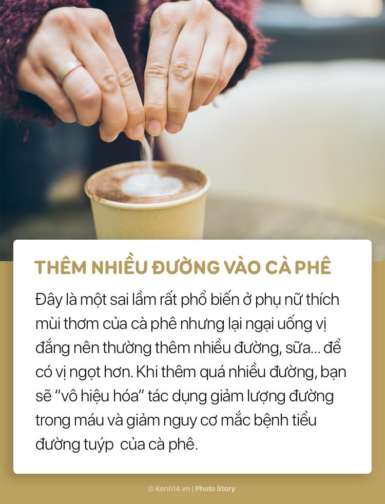 Đừng nghĩ rằng bạn đã biết uống cà phê đúng cách, không làm ảnh hưởng tới sức khoẻ - Ảnh 5.