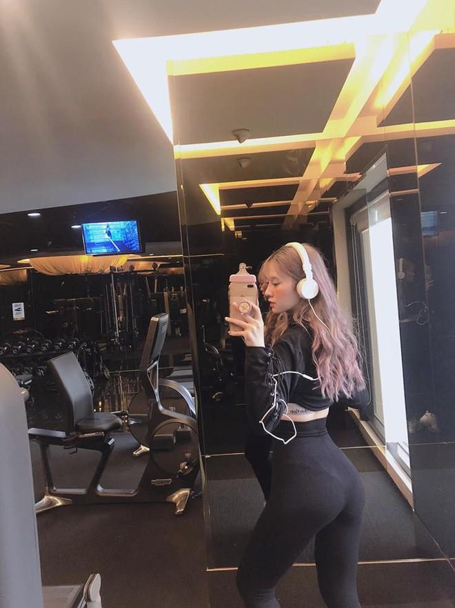 Hot girl phòng gym nổi tiếng nhờ sexy: Lộ đôi chân ngắn, da ngăm trong ảnh bị tag, khác xa với ảnh tự đăng - Ảnh 6.