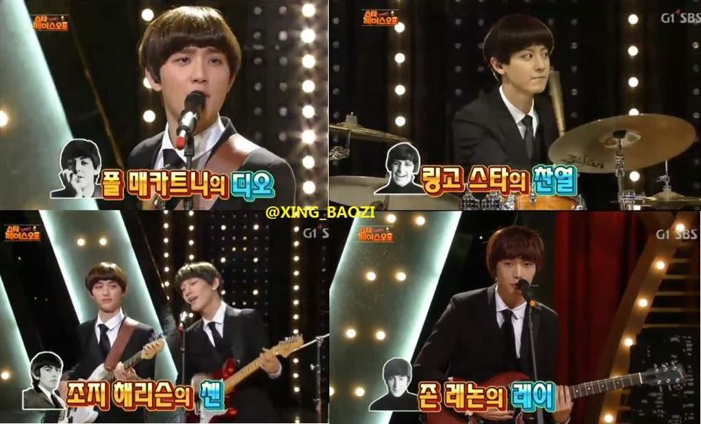 Hóa ra bấy lâu nay fan đã nhầm: EXO-CBX không phải nhóm nhỏ đầu tiên của EXO mà là… EXO-Beatles! - Ảnh 5.