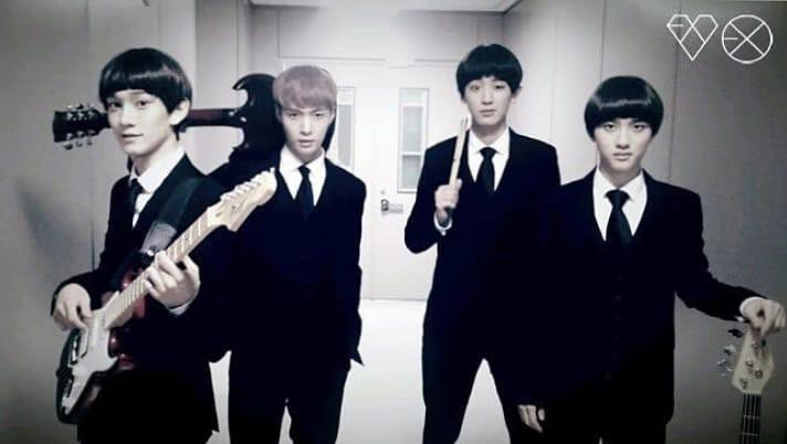 Hóa ra bấy lâu nay fan đã nhầm: EXO-CBX không phải nhóm nhỏ đầu tiên của EXO mà là… EXO-Beatles! - Ảnh 3.