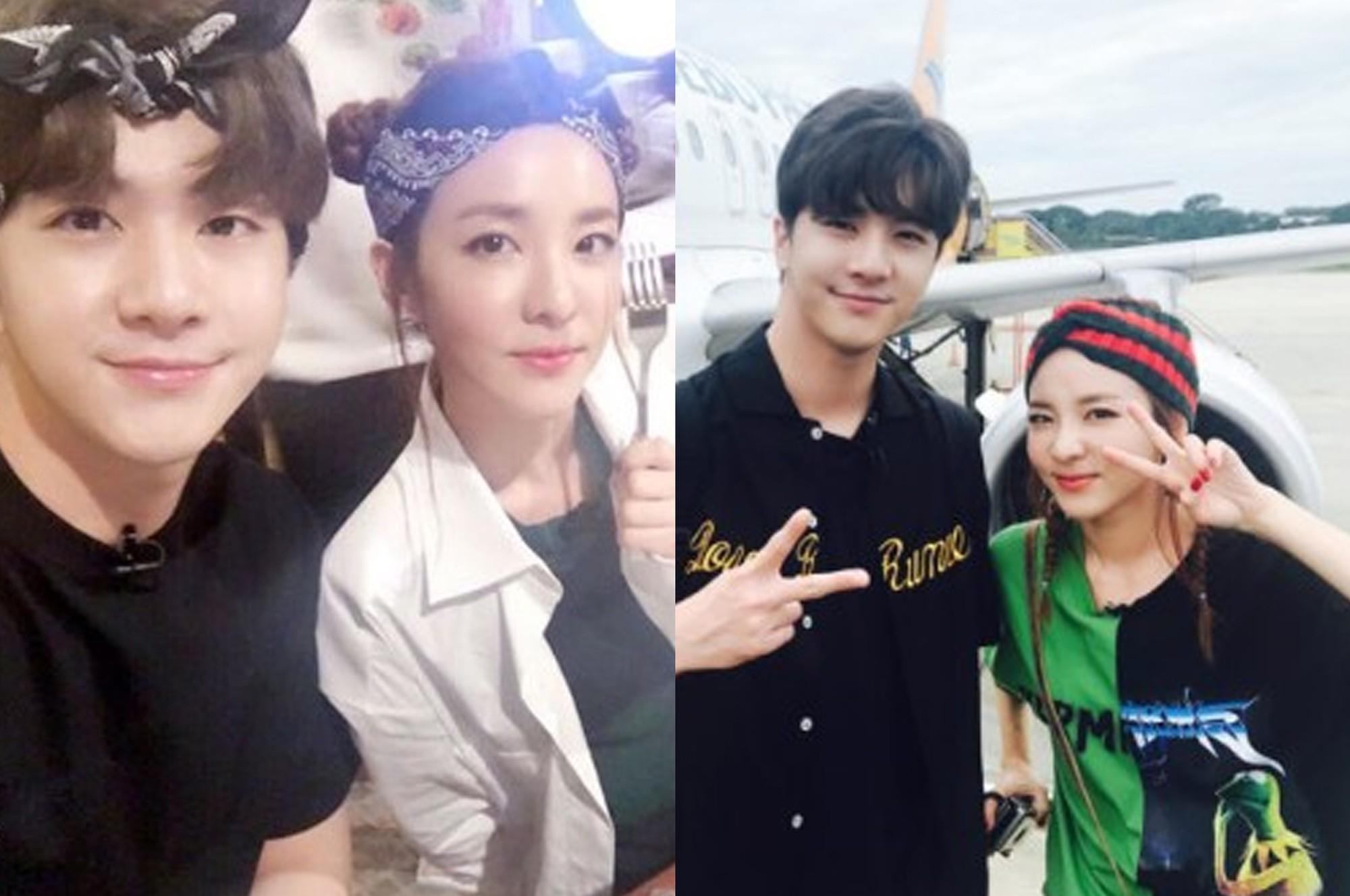 Choáng với ngoại hình mũm mĩm của em trai Dara khi trở lại trên show thực tế! - Ảnh 5.