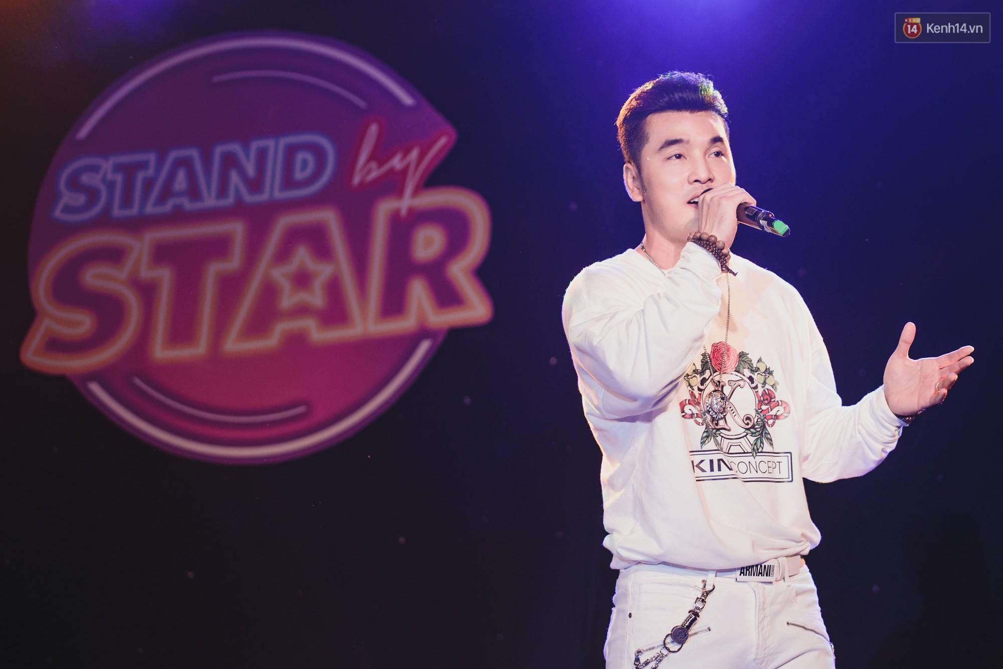 Stand By Star: Gần 30 ca sĩ Vpop đình đám bậc nhất mang loạt hit