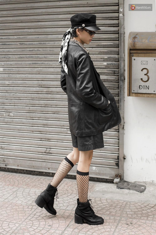 Street style 2 miền: các bạn trẻ cùng lăng xê cho loạt xu hướng hot, set đồ nào cũng trendy và nổi bần bật - Ảnh 8.