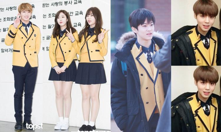 Soi đồng phục của học sinh Hàn: Trường gây choáng về giá tiền đắt đỏ, trường dẫn đầu vì sang chảnh như hoàng gia - Ảnh 5.