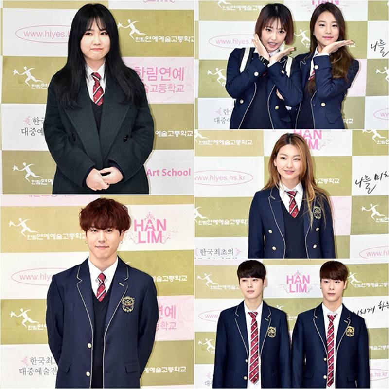 Soi đồng phục của học sinh Hàn: Trường gây choáng về giá tiền đắt đỏ, trường dẫn đầu vì sang chảnh như hoàng gia - Ảnh 2.