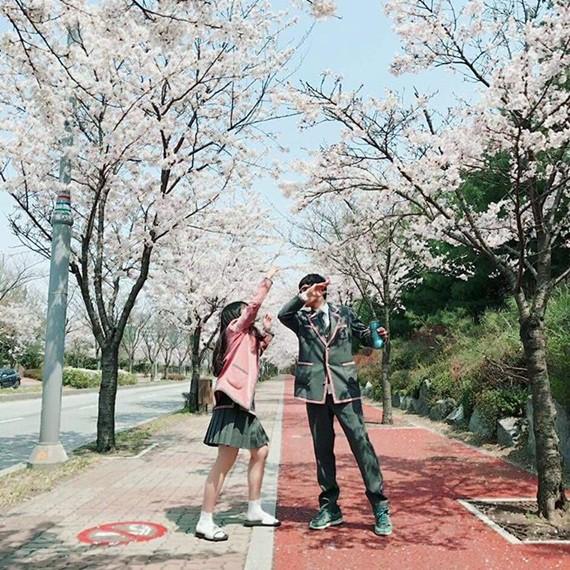 Soi đồng phục của học sinh Hàn: Trường gây choáng về giá tiền đắt đỏ, trường dẫn đầu vì sang chảnh như hoàng gia - Ảnh 10.