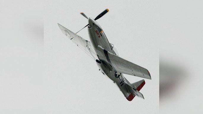 Máy bay chiến đấu thời Thế chiến II rơi tại Texas, 2 người thiệt mạng - Ảnh 2.
