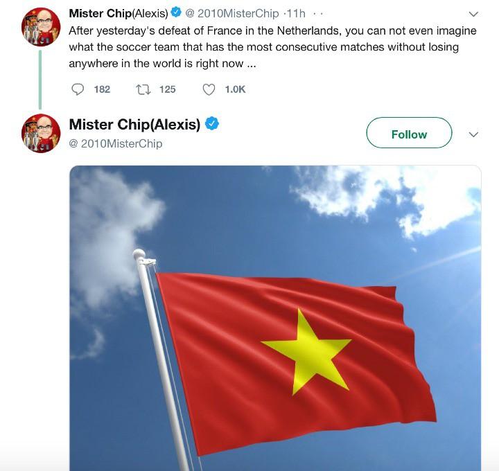 Khó tin: ĐT Việt Nam đang s article hữu chu ରାଜ୍ୟi trận bất bại dài nhất thế giới - Ảnh 2.