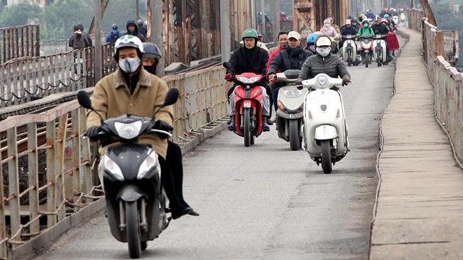 Không khí lạnh đặt chân vào Bắc Bộ, Hà Nội nhiệt độ thấp nhất 19 độ - Ảnh 1.