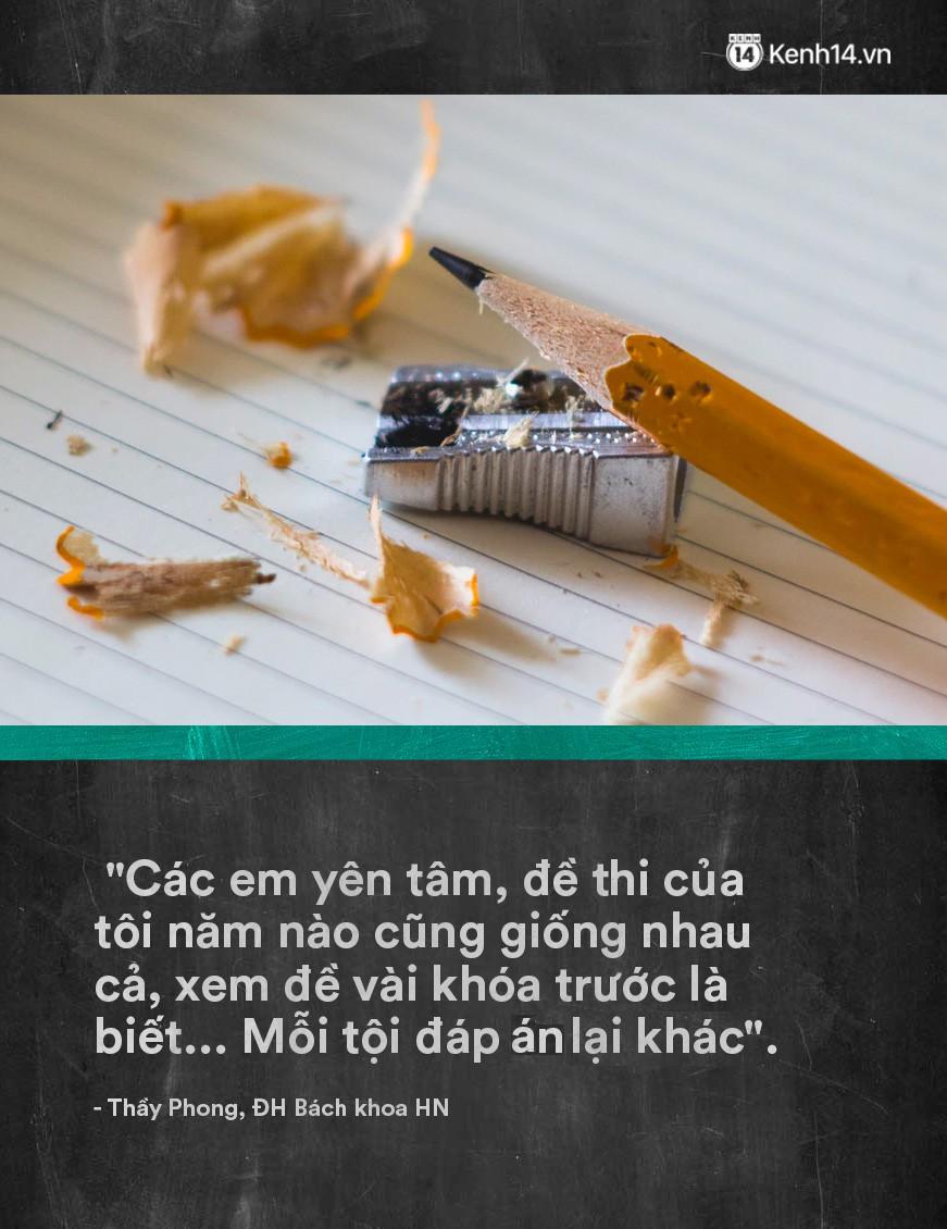 Loạt phát ngôn bá đạo của các thầy cô khiến học sinh chỉ biết câm nín - Ảnh 15.
