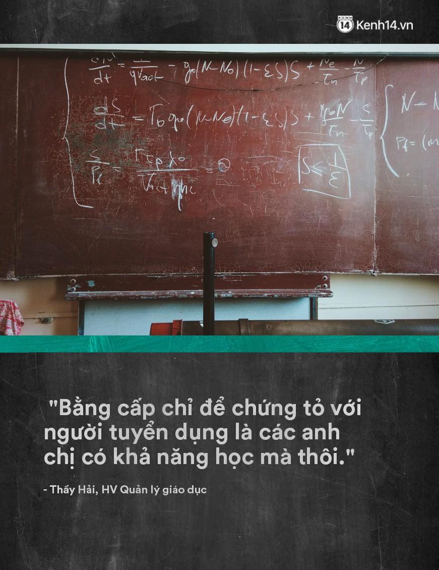 Loạt phát ngôn bá đạo của các thầy cô khiến học sinh chỉ biết câm nín - Ảnh 17.