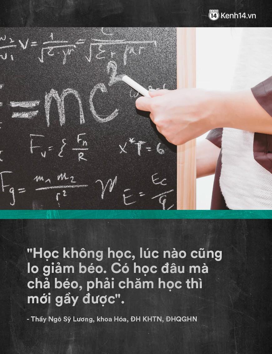 Loạt phát ngôn bá đạo của các thầy cô khiến học sinh chỉ biết câm nín - Ảnh 19.