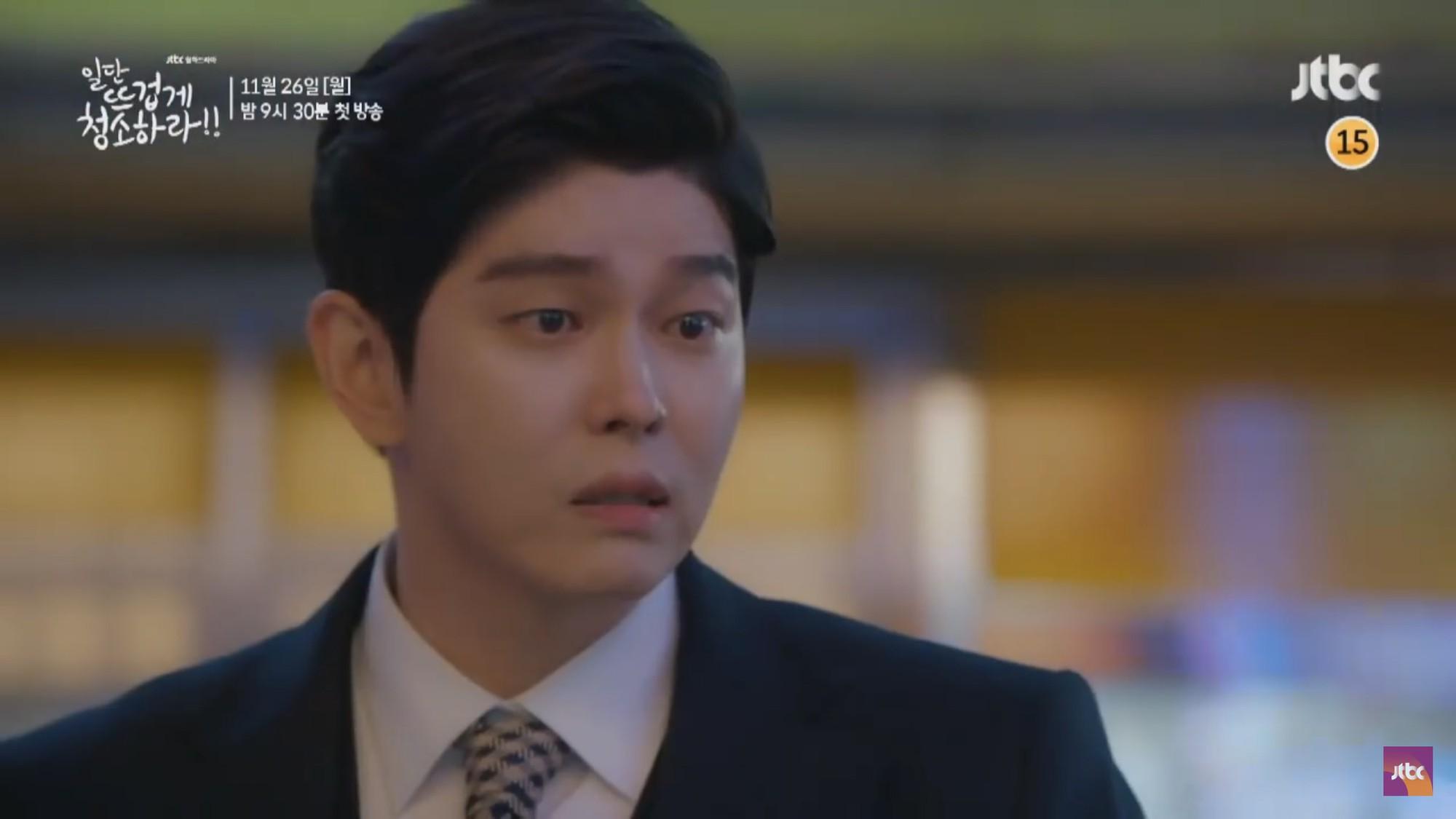"""Tiểu mỹ nhân Mây Họa Ánh Trăng Kim Yoo Jung hóa quý cô công sở trong """"Cô Tiên Dọn Dẹp"""" - Ảnh 2."""