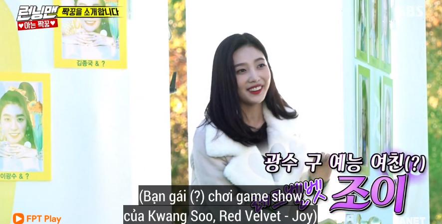Irene (Red Velvet) hoảng hốt bỏ chạy khi thấy phiên bản