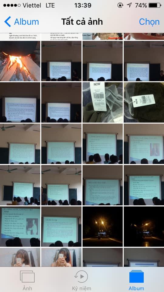 Sinh viên giờ lạ lùng lắm: Không thích ghi chép, bài giảng nào cũng chụp nhưng chẳng bao giờ xem lại - Ảnh 4.