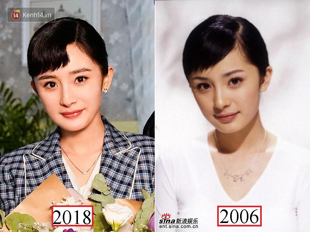 Kbiz có Song Hye Kyo thì Cbiz có Dương Mịch: Để lại kiểu tóc 12 năm trước mà trẻ y nguyên như Copy – Paste - Ảnh 6.