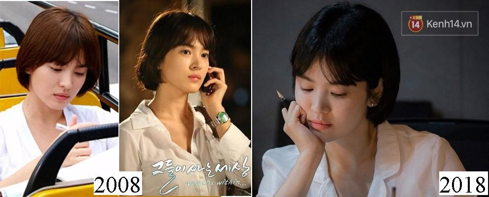 Kbiz có Song Hye Kyo thì Cbiz có Dương Mịch: Để lại kiểu tóc 12 năm trước mà trẻ y nguyên như Copy – Paste - Ảnh 5.