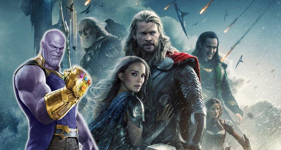 """Đợi đã, có phải giả thuyết mới trong """"Avengers 4"""" đã được nhắc đến trong """"Thor 2"""" tận 5 năm trước? - Ảnh 4."""