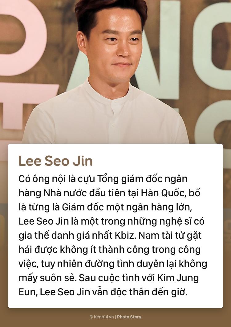 Những diễn viên Hàn Quốc xuất thân trâm anh thế phiệt nhưng lại có cuộc đời hoàn toàn trái ngược - Ảnh 9.