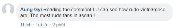 Bạn bè quốc tế khuyên fan Việt chấp nhận kết quả, ngừng lên mạng chửi bới trọng tài - Ảnh 4.