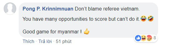 Bạn bè quốc tế khuyên fan Việt chấp nhận kết quả, ngừng lên mạng chửi bới trọng tài - Ảnh 5.