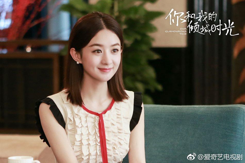 Kim Hạn nói về cảnh khóa môi với Triệu Lệ Dĩnh: Hồi hộp đến mức phải... chạy vào nhà vệ sinh! - Ảnh 6.