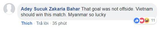 Bạn bè quốc tế khuyên fan Việt chấp nhận kết quả, ngừng lên mạng chửi bới trọng tài - Ảnh 8.