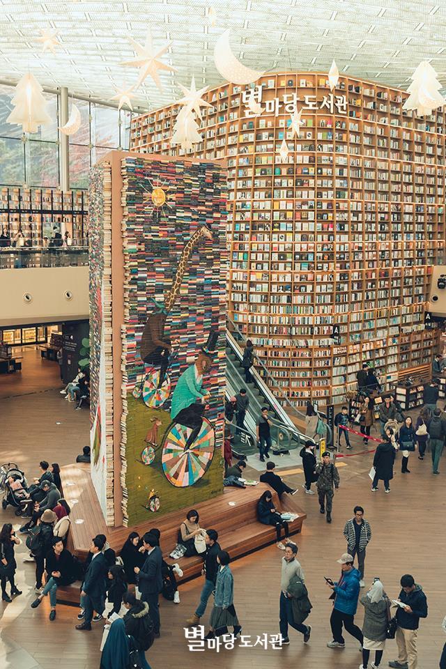 Thư viện khổng lồ nằm ở tận Seoul nhưng bạn trẻ Việt Nam nào đến đây cũng phải check-in cho bằng được! - Ảnh 20.