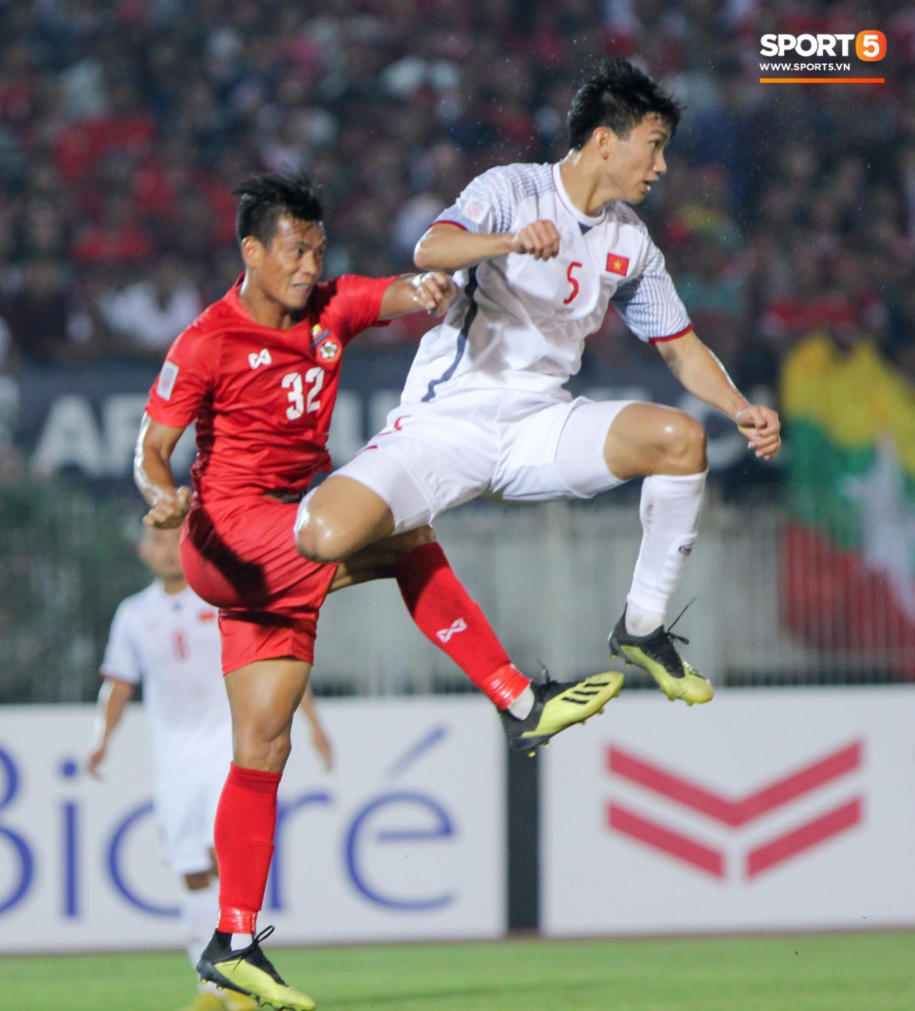 Trận đấu giữa Myanmar và Việt Nam có ý nghĩa quan trọng trong việc phân định suất lọt vào bán kết AFF Cup 2018. Ảnh: Hiếu Lương/Sport5.vn