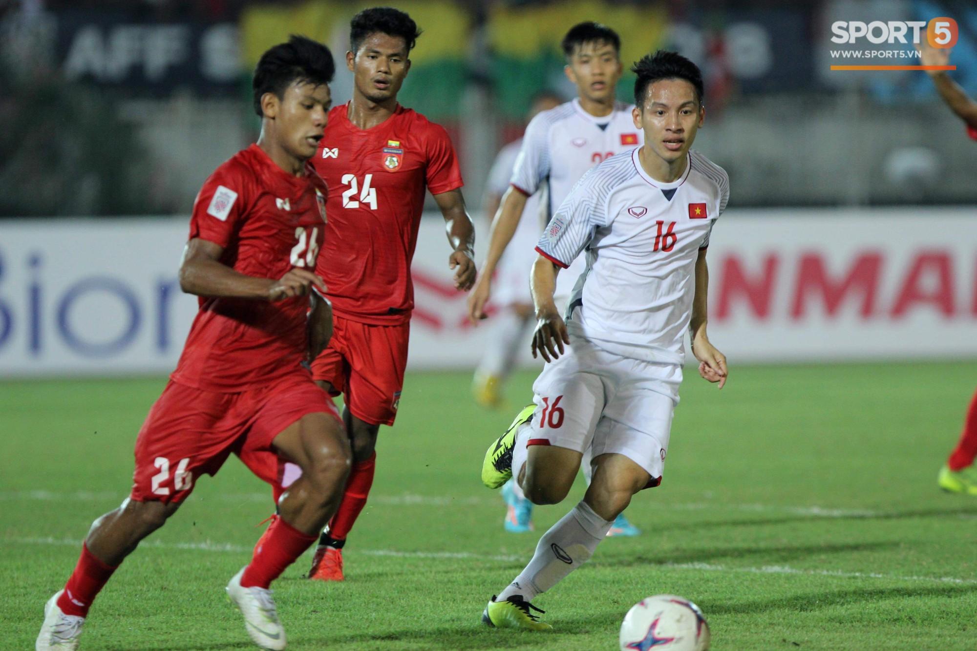 Trọng tài Thái Lan cướp bàn thắng của Việt Nam trước Myanmar - Ảnh 5.