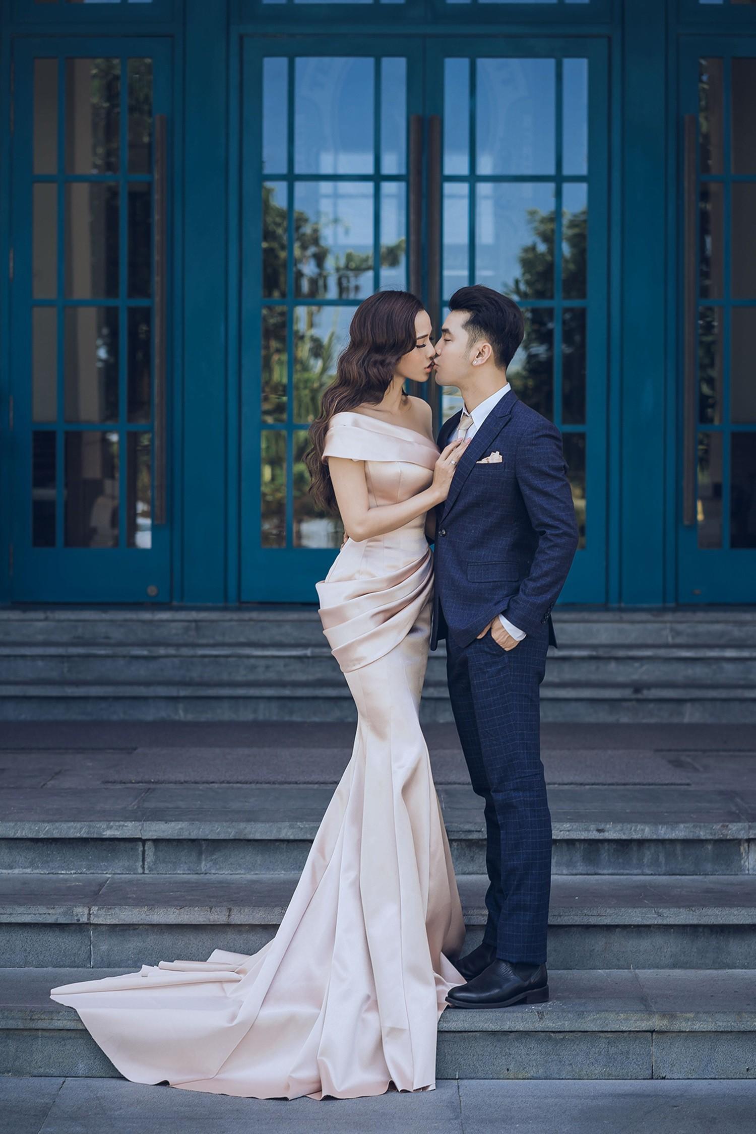 Ưng Hoàng Phúc bán nude trong bộ ảnh cưới với bà xã Kim Cương- Ảnh 5.