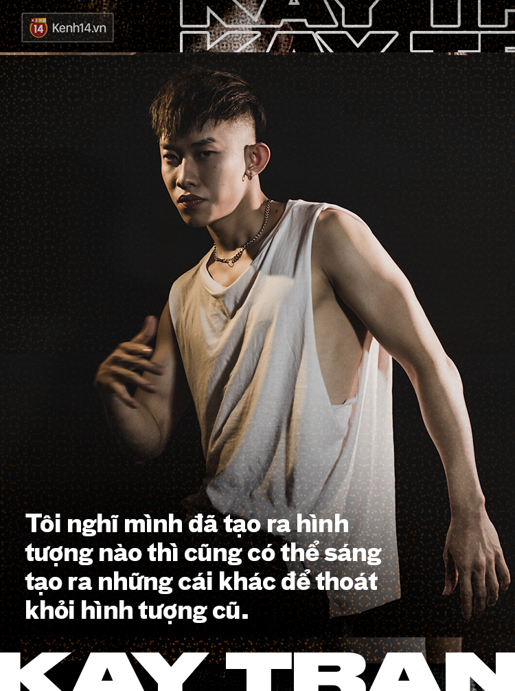 Kay Trần: Tôi không cố tình bắt chước Jay Park, bản thân tôi cũng không thích điều đó - Ảnh 10.