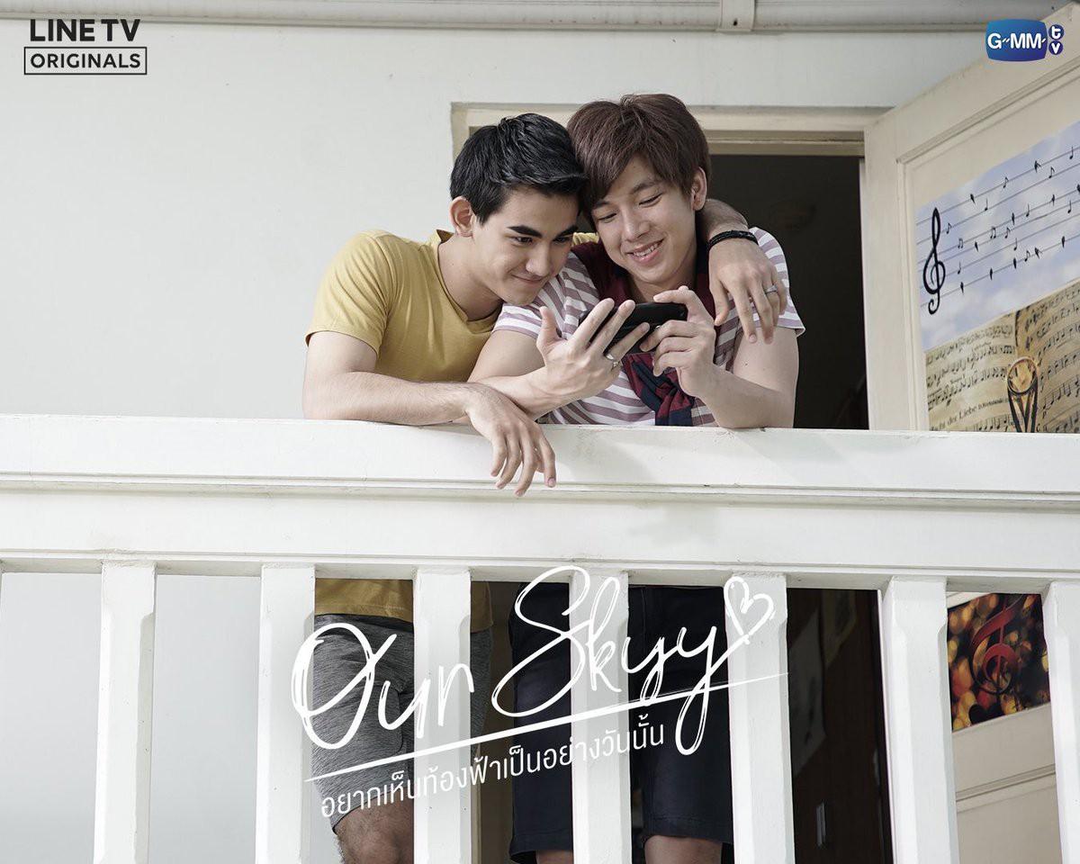 5 cặp đôi mỹ nam hot hòn họt của màn ảnh Thái Lan trong năm 2018 vừa qua - Ảnh 8.
