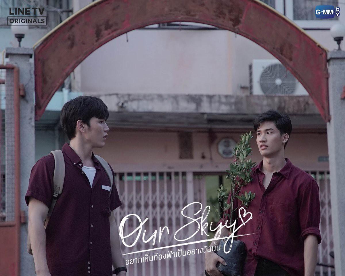 5 cặp đôi mỹ nam hot hòn họt của màn ảnh Thái Lan trong năm 2018 vừa qua - Ảnh 1.