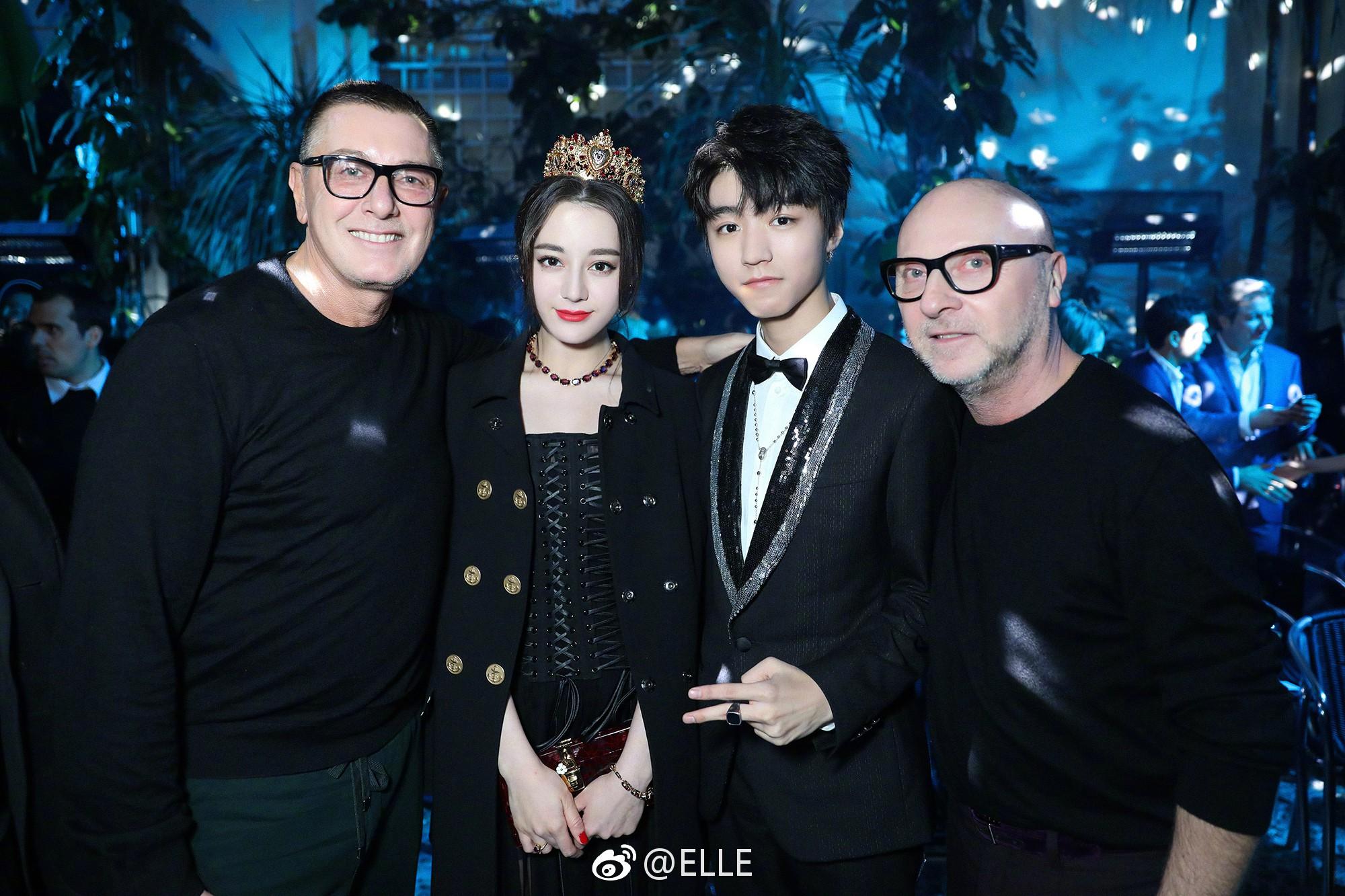 """Dolce & Gabbana dính """"phốt"""" kỳ thị người Trung Quốc, Địch Lệ Nhiệt Ba cùng loạt sao Hoa tuyên bố không tham dự show diễn của hãng - Ảnh 1."""