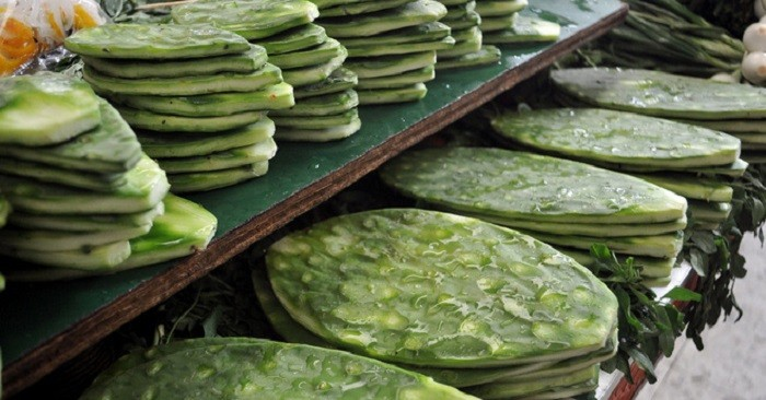 Ai mà tin được cây xương rồng lại được chế biến thành vô vàn món ngon ở Quảng Nam như thế này - Ảnh 1.