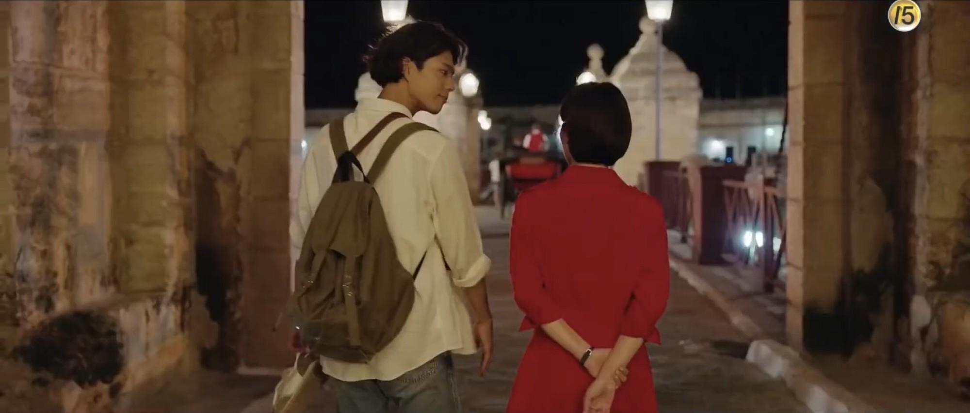 Song Hye Kyo và Park Bo Gum trong teaser mới nhất của Encounter: Một lần tương ngộ, nghìn ngày khó quên - Ảnh 5.