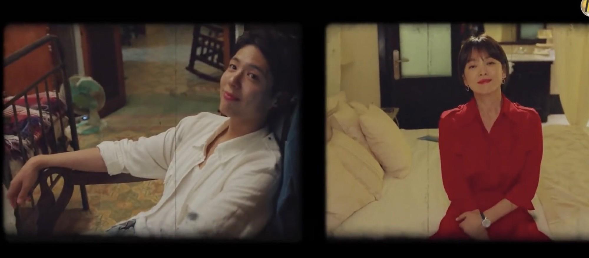 Song Hye Kyo và Park Bo Gum trong teaser mới nhất của Encounter: Một lần tương ngộ, nghìn ngày khó quên - Ảnh 12.
