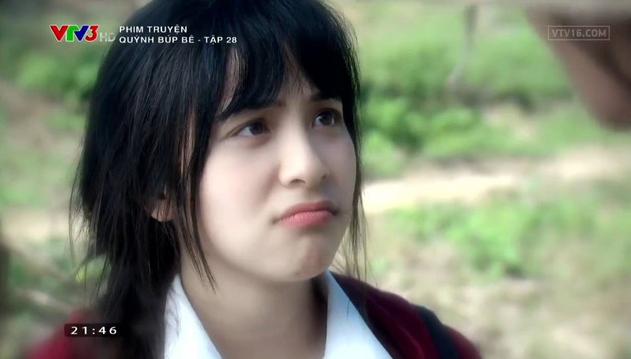 Gương mặt xinh đẹp mới toanh vào vai Quỳnh búp bê thuở nhỏ được hỏi xin info tới tấp - Ảnh 1.