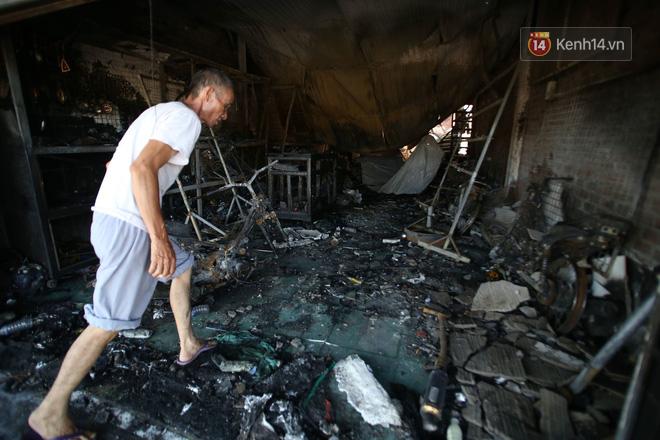 Vụ xe bồn xăng lao vào hàng loạt nhà dân gây cháy: 6 người tử nạn đều là người thân, 2 nạn nhân nhỏ nhất mới 6 tuổi - Ảnh 2.
