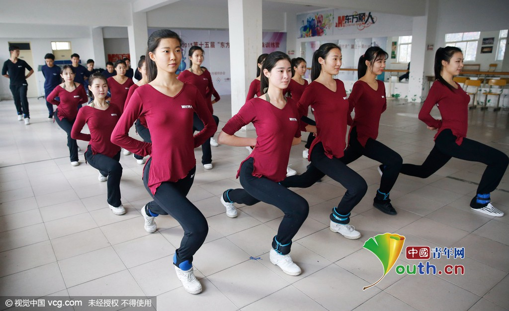 Inside the challenging arts training classes in China - Picture 21.