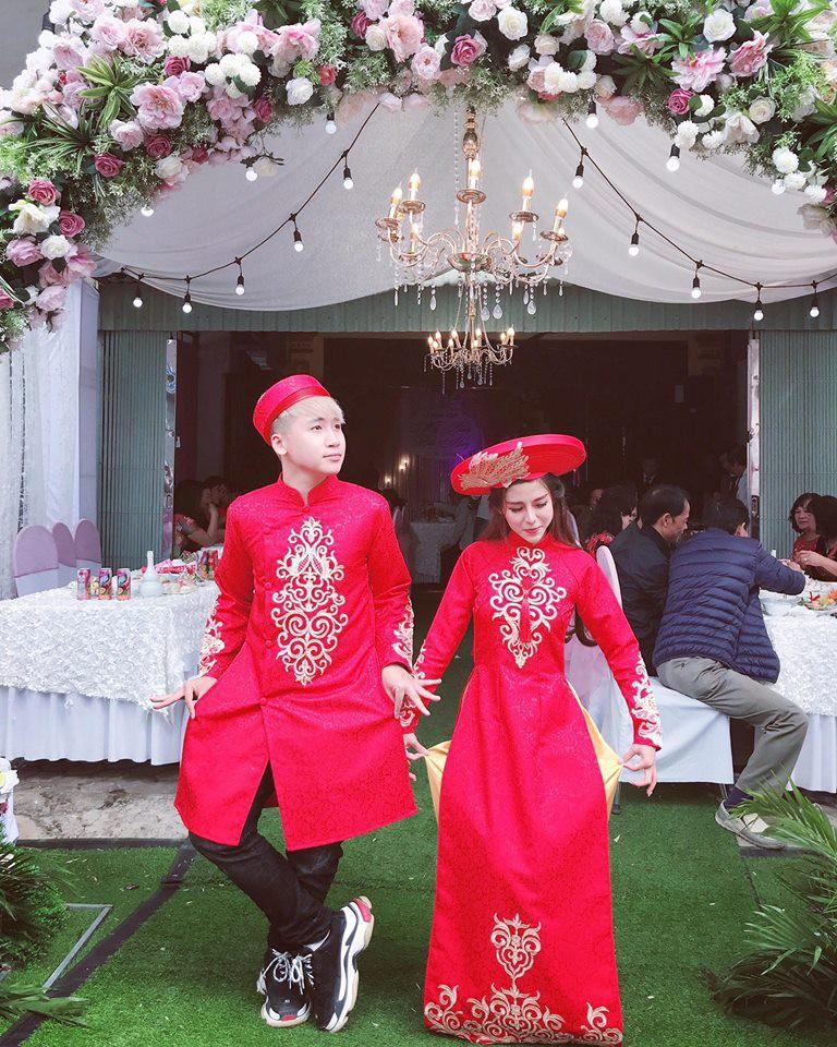 Vợ tương lai của Huy Cung công khai chuyện phẫu thuật thẩm mỹ, bác bỏ tin đồn cưới chạy bầu - Ảnh 1.
