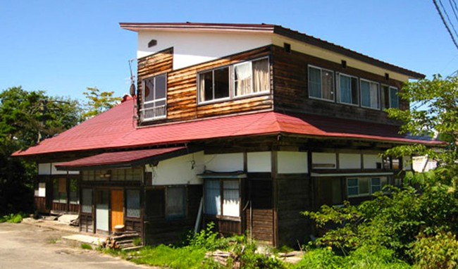 Không có người ở, nhiều tỉnh Nhật Bản tặng nhà hoang miễn phí Photo-1-1542942037538530865104